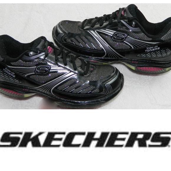 Skechers Shape Ups 7,5 Sorte